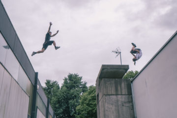roads orleans parkour 37 chase tag